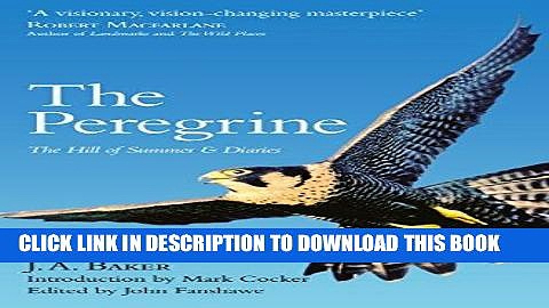 the peregrine ja baker pdf free download