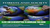 Best Seller Forests and Society: Sustainability and Life Cycles of Forests in Human Landscapes