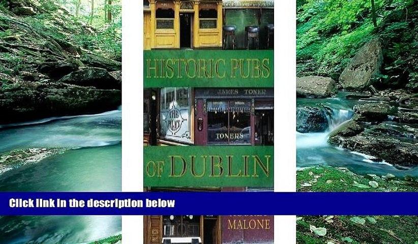 Big Deals  Historic Pubs of Dublin  Full Ebooks Most Wanted