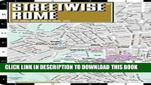Ebook Streetwise Rome Map - Laminated City Center Street Map of Rome, Italy - Folding pocket size