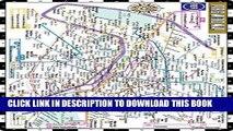 Ebook Streetwise Paris Metro Map - Laminated Subway Paris Map   RER System for Travel - Pocket
