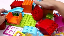 Building Blocks Toys for Children Lego Playhouse Kids Day Creative part1