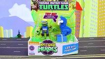 Teenage Mutant Ninja Turtles Cowabunga Construction Crew New Half Shell Heroes Pranked by part3