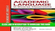Ebook Academic Language in Diverse Classrooms: English Language Arts, Grades 6-8: Promoting