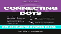 [New] Ebook Connecting the Dots: Developing Student Learning Outcomes and Outcomes-Based