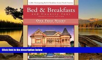 Big Deals  Bed   Breakfast and Country Inns, 25th Edition (Bed and Breakfasts and Country Inns)