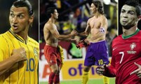 Cristiano Ronaldo Vs Zlatan Ibrahimovic ● Battle For Best Goals 2015   [Công Tánh Football]