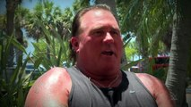 Where did the name Brutus Beefcake come from: Where Are They Now? Extra