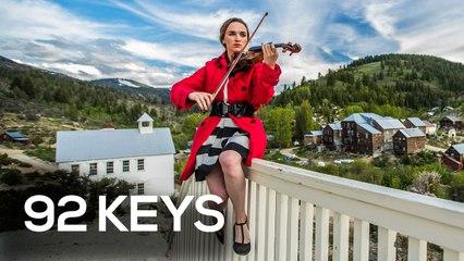 Falling Slowly (Glen Hansard) - Cinematic Piano & Violin Cover by 92 Keys