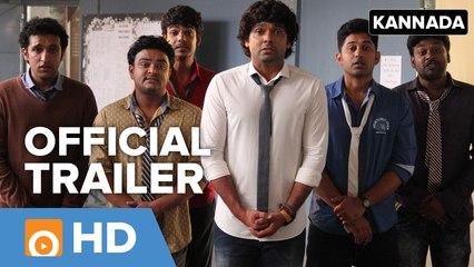 Kirik Party - Official Trailer - Rakshit Shetty - Rashmika Mandanna - Samyuktha Hedge