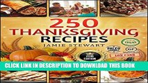 [PDF] Thanksgiving Recipes - 250 Thanksgiving Recipes Cookbook (25 Vegan, 25 Paleo, 25 Gluten