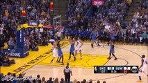 Steve Kerr Gets T'd Up   Thunder vs Warriors   November 3, 2016   2016-17 NBA Season