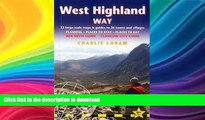 FAVORITE BOOK  West Highland Way: 53 Large-Scale Walking Maps   Guides to 26 Towns and Villages -
