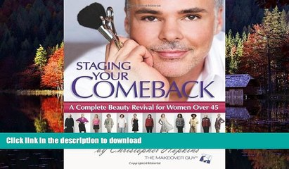 Best books  Staging Your Comeback: A Complete Beauty Revival for Women Over 45
