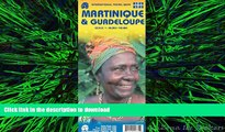 FAVORIT BOOK Martinique 1:65,000   Guadeloupe 1:100,000 Travel Map (International Travel Maps)