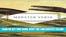 [EBOOK] DOWNLOAD Monster Verse: Poems Human and Inhuman (Everyman s Library Pocket Poets) PDF