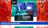FAVORITE BOOK  Auditing   Attestation (Bisk CPA Ready Comprehensive Exam Review)