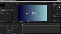 8 After Effects Text Animation - Advanced Options
