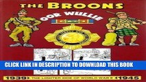 Ebook The Broons: Oor Wullie at War (1939 - The Lighter Side of World War II - 1945) (v. 2) Free