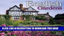Best Seller English Gardens Calendar - 2016 Wall calendars - Garden Calendars - Flower Calendar -