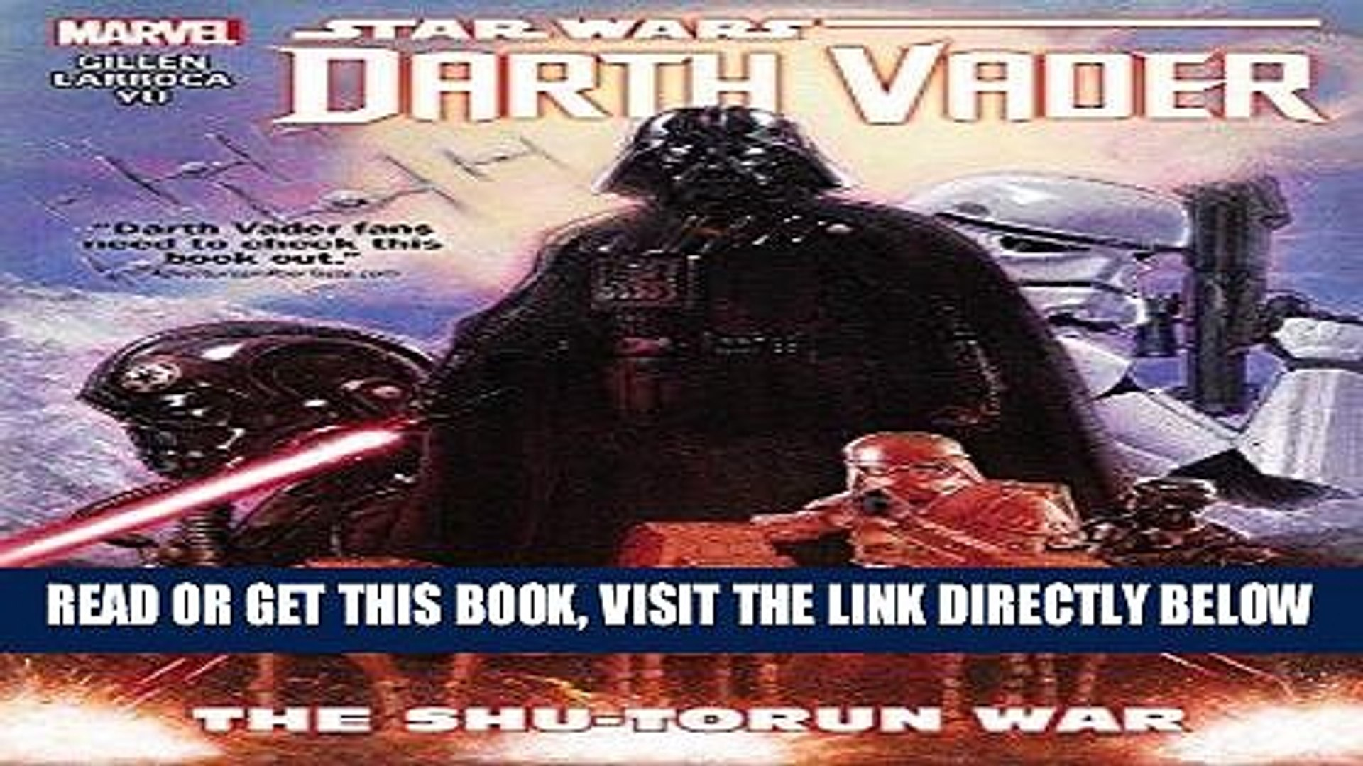 [EBOOK] DOWNLOAD Star Wars: Darth Vader Vol. 3: The Shu-Torun War (Star Wars (Marvel)) GET NOW