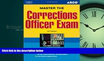 FAVORITE BOOK  Master the Corrections Officer, 15/e (Peterson s Master the Correction Officer)