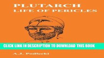Best Seller Plutarch: Life of Pericles: A Companion (Classical Studies) Free Read