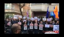 Ankara'da Cumhuriyet protestosu: Teslim olmadık, olmayacağız