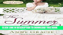 Ebook The Summer Bride (Chance Sisters Romance) Free Read
