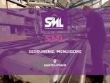 SML, fabriquant de portes, fenêtres, vérandas, escaliers, ouvrages métalliques.