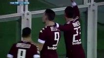 Andrea Belotti Goal - Torino vs Cagliari 2-0 - Serie A 2016