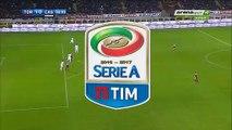 1-0 Andrea Belotti Goal - Torino 1-0 Cagliari - 05.11.2016 HD