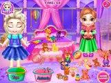 Permainan Frozen Sisters Washing - Play Games Frozen Sisters Washing