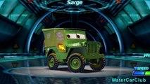 Sarge Disney Cars Color Changers Custom Paint Pixar Cars 2 Video