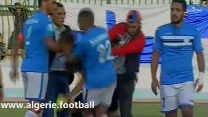DRBT -MCA: Quand un supporter agresse l'arbitre pour un penalty non-sifflé!