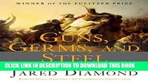 Best Seller Guns, Germs and Steel: The Fate of Human Societies Free Read
