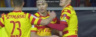 Jagiellonia Bialystok 2-0 Piast Gliwice ALL GOALS&Highlights 05/11/2016