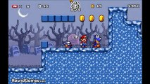 Super Mario Bros  Star Scramble 2: Full Walkthrough | HD - video