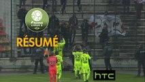 Tours FC - Stade Brestois 29 (0-1)  - Résumé - (TOURS-BREST) / 2016-17