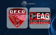 Dijon 3–3 Guingamp  – All Goals & Highlights - 05.11.2016