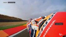 AragonGP - Honda OnBoard  PART 2