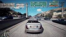 GTA V - mod Redux - Vidéo dailymotion