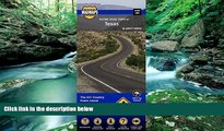 Books to Read  Scenic Road Trips of Texas 26 Great Drives (U.S. Regional Touring Map: Gulf States: