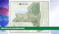 Big Deals  New York [Laminated] (National Geographic Reference Map)  Full Read Most Wanted