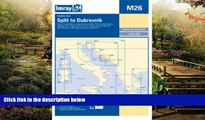 Must Have  Imray Chart M26 2008: Split to Dubrovnik (Imray M.Chart)  READ Ebook Full Ebook