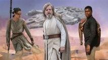 Star Wars: Episode VIII Trailer (Fan-Made) [HD] Daisy Ridley, Mark Hamill, John Boyega