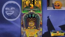 Annoying Orange Lets Play Temple Run 2!