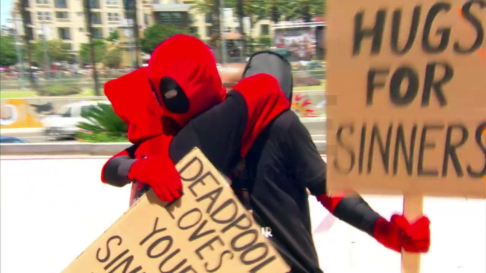 Behind the Scenes of 'Deadpool'