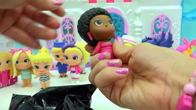 Full Box Funko Mystery Mini Surprise Barbie Doll Blind Bag Boxes part2