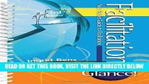 [EBOOK] DOWNLOAD Facilitation at a Glance!: Your Pocket Guide to Facilitation (Memory Jogger) GET